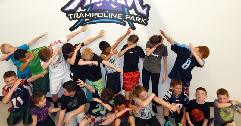 Friday Night Friendzy - Tween Fun Night - Trampoline Park